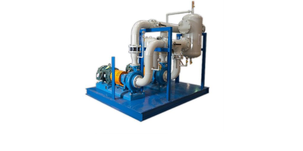 Cooling Water Pump Skid | Roeslein